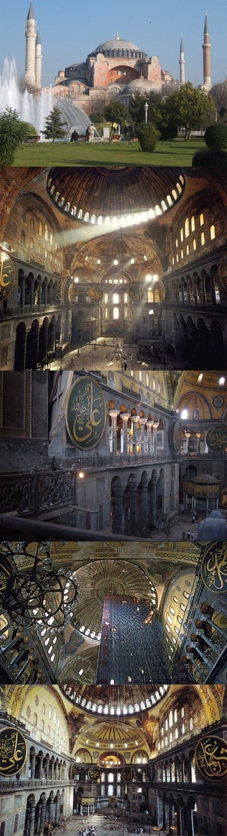 Hagia Sophia. Wanted to go here since the first time I laid eyes on this in AP art history.. Ah, Istanbul