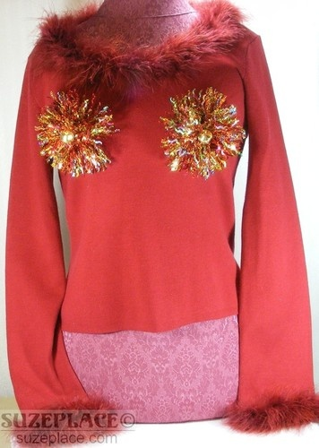 24 best Ugly Christmas Sweaters!! images on Pinterest | Tacky ...