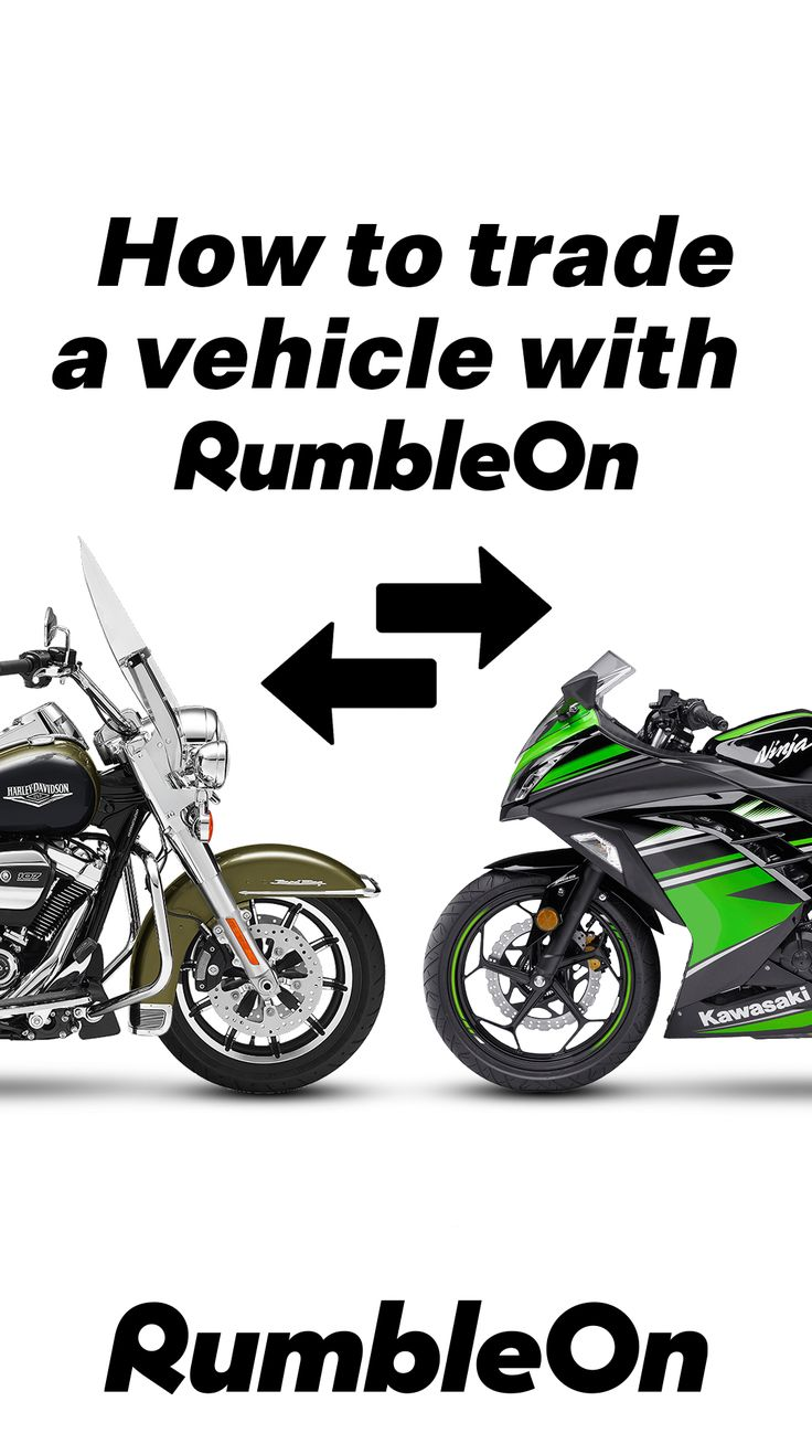 FAQ How to Trade a Car, Truck, or Motorcycle Online With RumbleOn ...