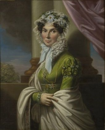 A Lady, 1823 (Wilhelm Michaelsen) (??-??) Private Collection