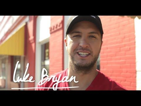 LUKE BRYAN opens up to Parade magazine about his butt-shakin' . . . and the deaths of his brother and sister.