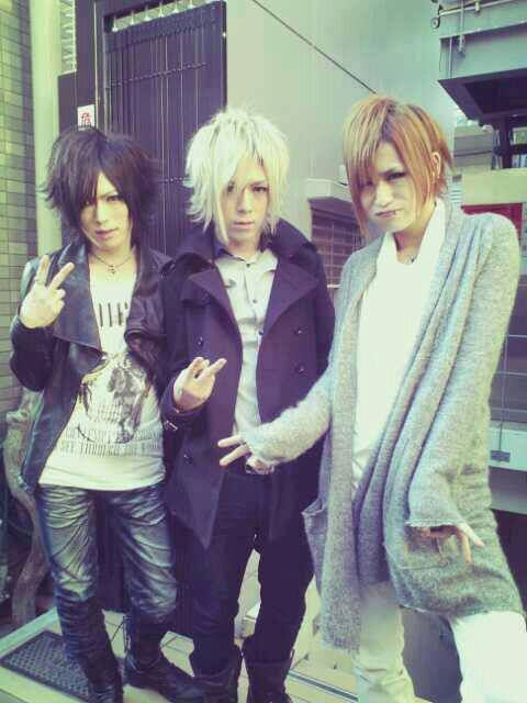 Diaura Yo-ka, Kei, and Shoya
