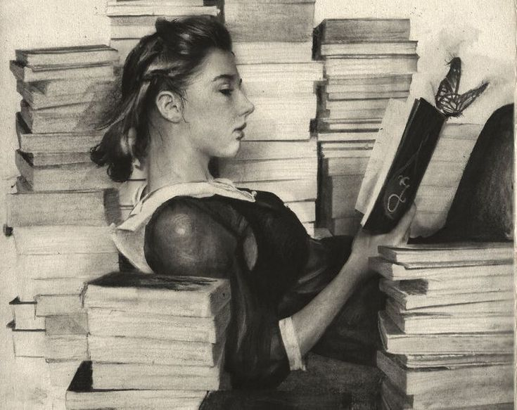 """bibliolectors: """"Leer en libertad (ilustración de John Ferenov) """""""