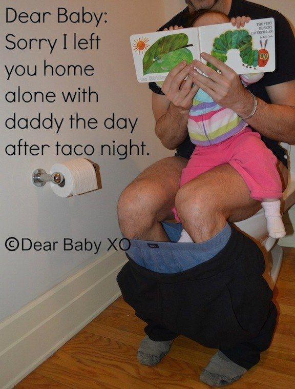 This Mom Is Confessing Her Parenting Crimes In Hilarious Notes To Her Baby <3 me some @dearbabyxo!!