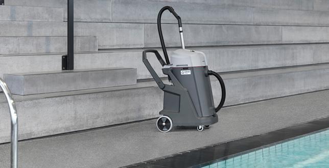 VL500 Η νέα σειρά απορροφητήρων υγρών-στερεών