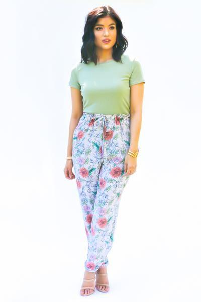 Luisa Trousers Pdf Pattern Shop Rosy Pena Patterns Pinterest