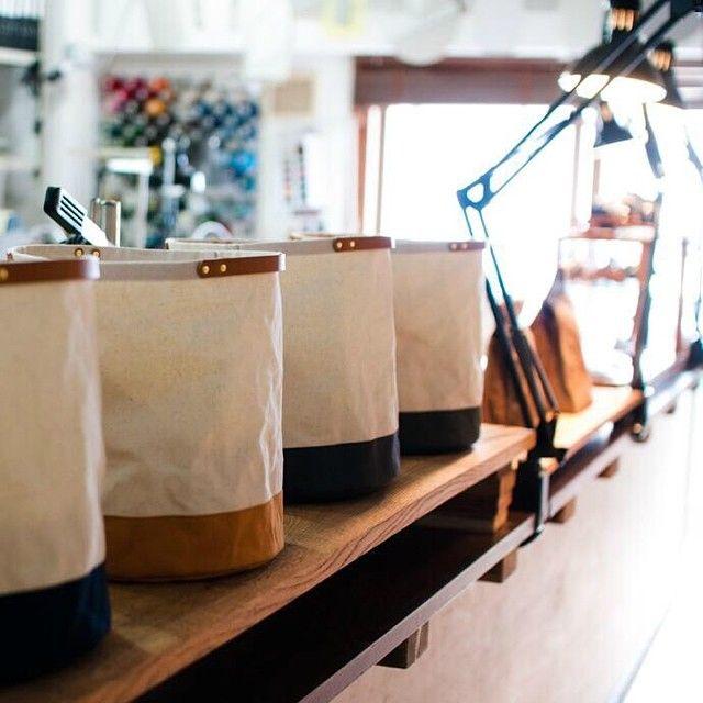 帆布バッグで旅する日本全国のご当地帆布バッグブランドショップ10選