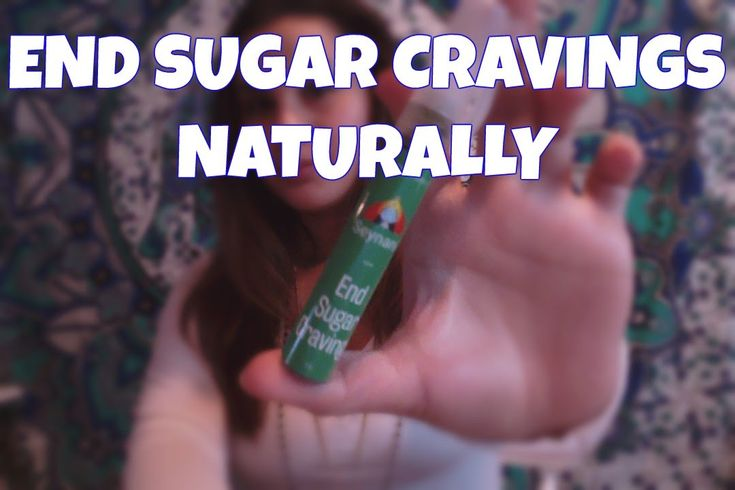 Curb Your Sugar Cravings w/ Seynani (Honest Review)