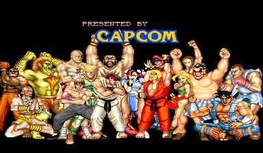 Ending for Super Street Fighter 2 Turbo-Guile(Arcade)