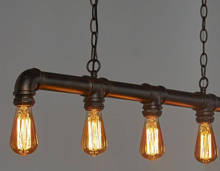 288 best luminaires design images on pinterest for Suspension luminaire noir