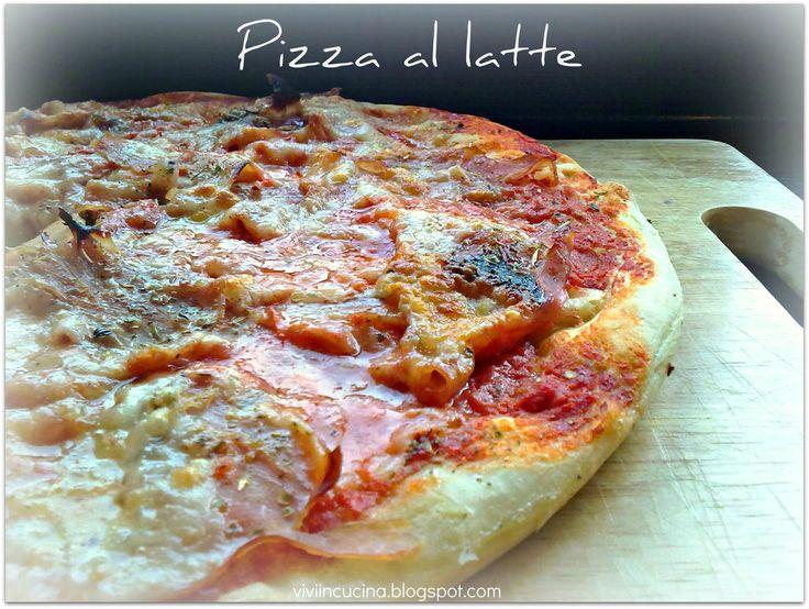 Questa pizza di dani 61 di Cookmi ha molto incuriosito ,ho voluto subito provarla ed il risultato e' stato soddisfacente :una pizza morb...