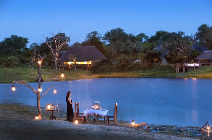 The amazing Arathusa safari lodge, Sabi Sands, South Africa