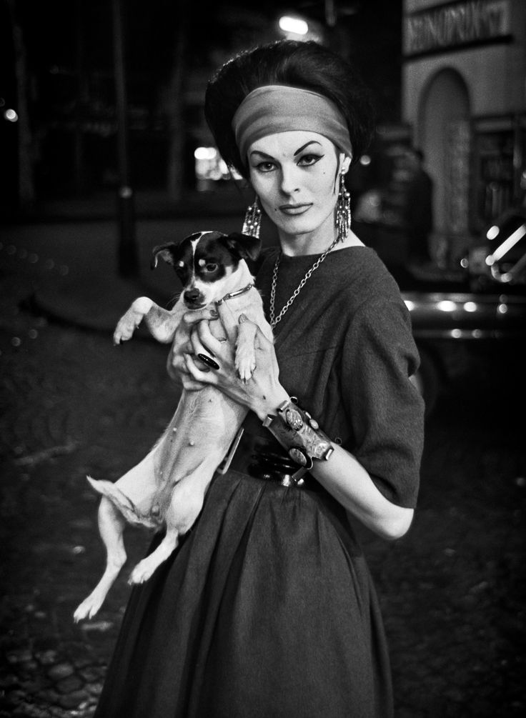 Les Amies de Place Blanche -Beautiful Photography Collection Captures Transgender Women In 1950s Paris