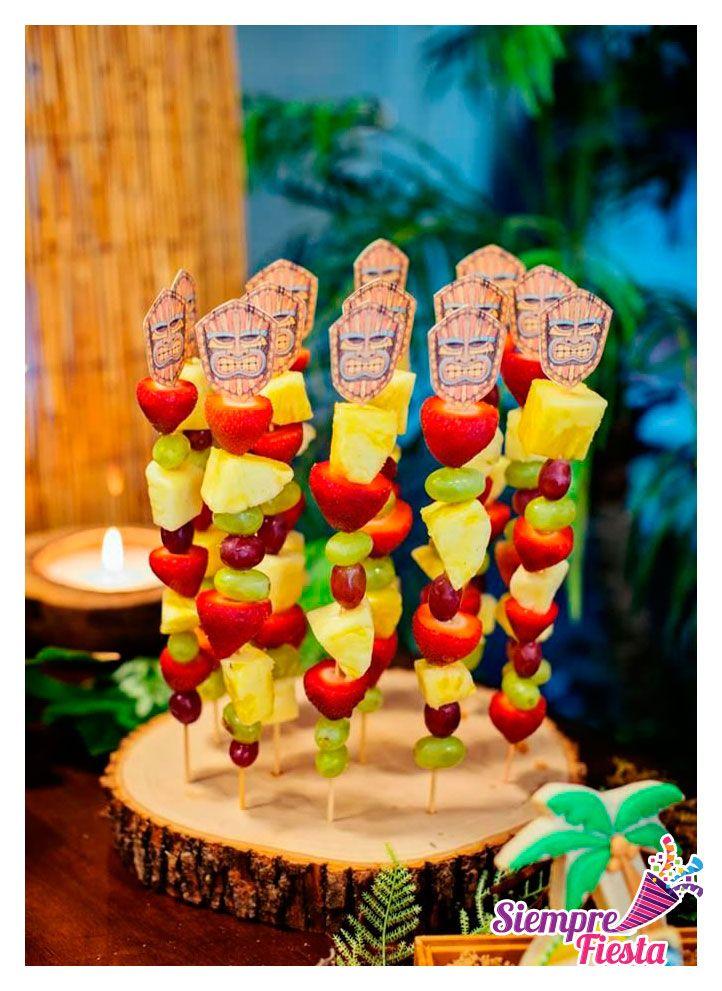 27 best fiesta hawaiana images on pinterest luau party - Ideas para fiestas infantiles ...