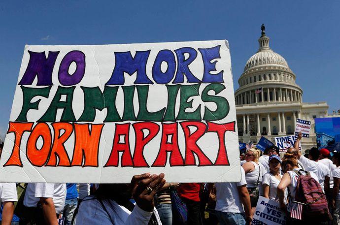 Obama to Halt Inhuman Deportation of Illegal Immigrants