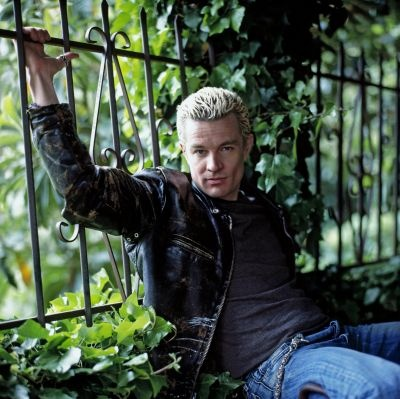 James Marsters....spike obsession