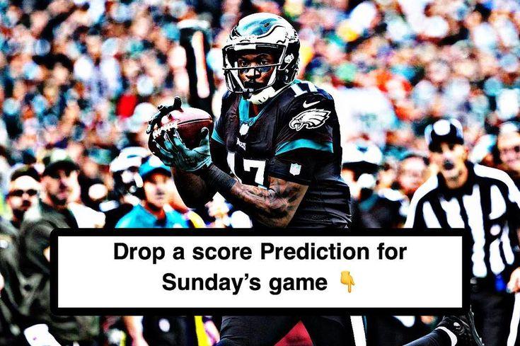 Drop a score prediction in the comments below! If you guess it right Ill give you a shoutout on my next post! @calhounpresident  Tags . . . #PhiladelphiaEagles #Eagles #CarsonWentz #AO1 #AlshonJeffery #Alshon #TorreySmith #JayAjayi #LeGarretteBlount #Blount #NFL #NFLFootball #NFLMemes #EaglesFam #EaglesFTW #BirdGang #PhillyEagles #Philadelphia #BrotherlyLove #PhillyEaglesFam #Philly #Philadelphia