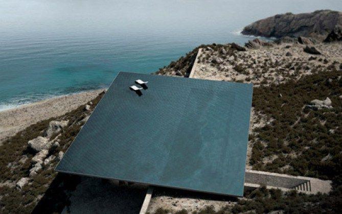 Τα Δέκα Ωραιότερα σπίτια της Ελλάδας. Φανταστικές κατοικίες σε τέλειες τοποθεσίες στην χώρα.