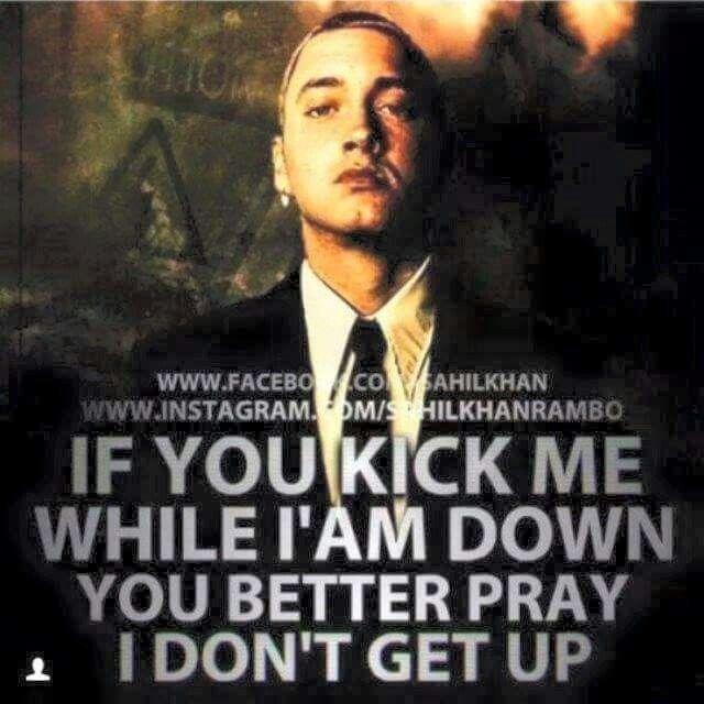 Best 25+ Eminem Quotes Ideas On Pinterest