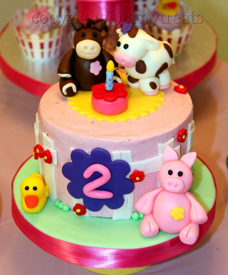 LITTLE GIRL BIRTHDAY CAKES IMAGES Tasty Treats The