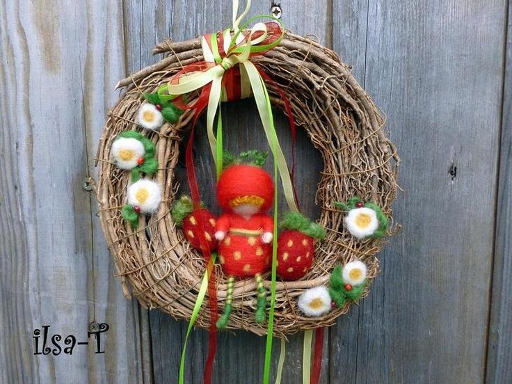 Tuerkranz erdbeer maennchen das erdbeer maennchen for Wohnzimmertisch taupe