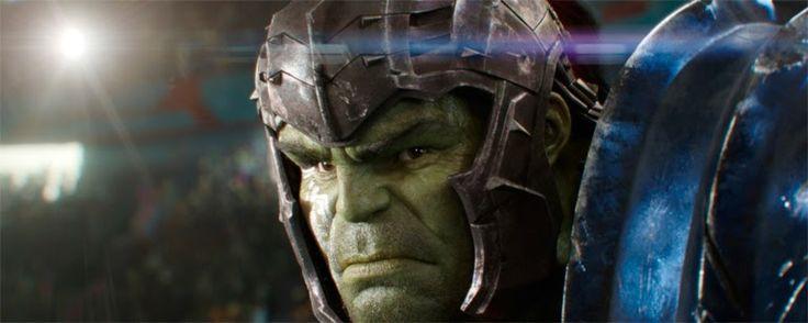 'Thor: Ragnarok': Primer vistazo al planeta Sakaar que aparecerá en lo nuevo del dios del trueno