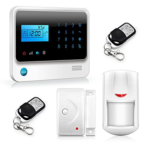 Special Offers - Golden Security Touch screen keypad LCD display GSM IOS Android APP Wireless Home Burglar Security Alarm System White - In stock & Free Shipping. You can save more money! Check It (September 12 2016 at 02:59AM) >> http://motionsensorusa.net/golden-security-touch-screen-keypad-lcd-display-gsm-ios-android-app-wireless-home-burglar-security-alarm-system-white/