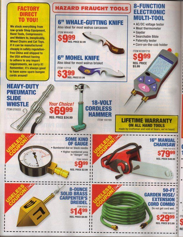 Hazard Fraught Tools (Harbor Freight parody)Freight Tools, Christmas 2013, Hazard Fraught, Harbor Freight, Fraught Tools, Flyers Parody, Ads Flyers, Freight Parody, Funny Bit