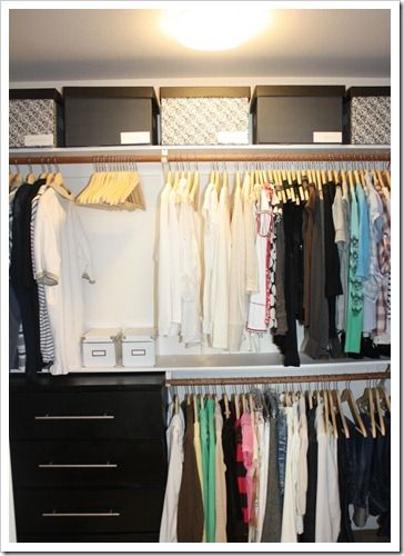Love These Inexpensive Decorative Banker Boxes For Storing Things In Your  Closet (gifts For The