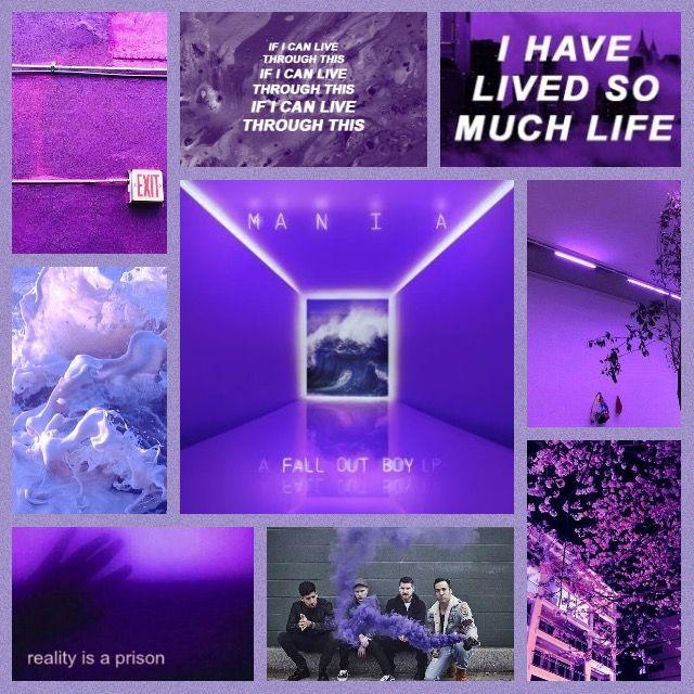 """fall out boy edit """"mania"""" by @TwentyOneTears"""