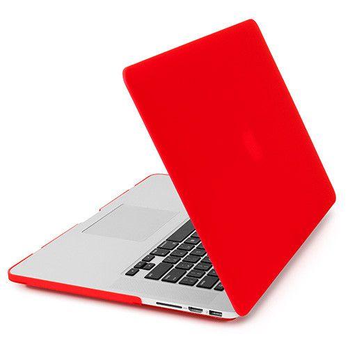 """Funda protectora para MacBook Pro 15"""" con Retina display - Roja"""