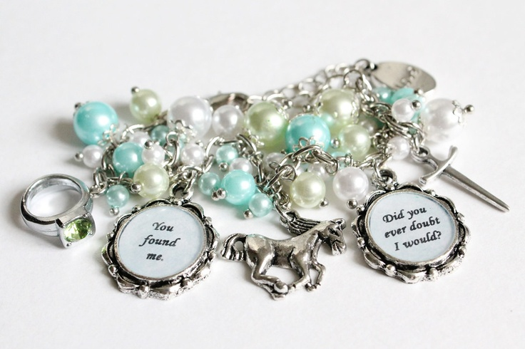 Snow and Charming Bracelet (OUAT). <3