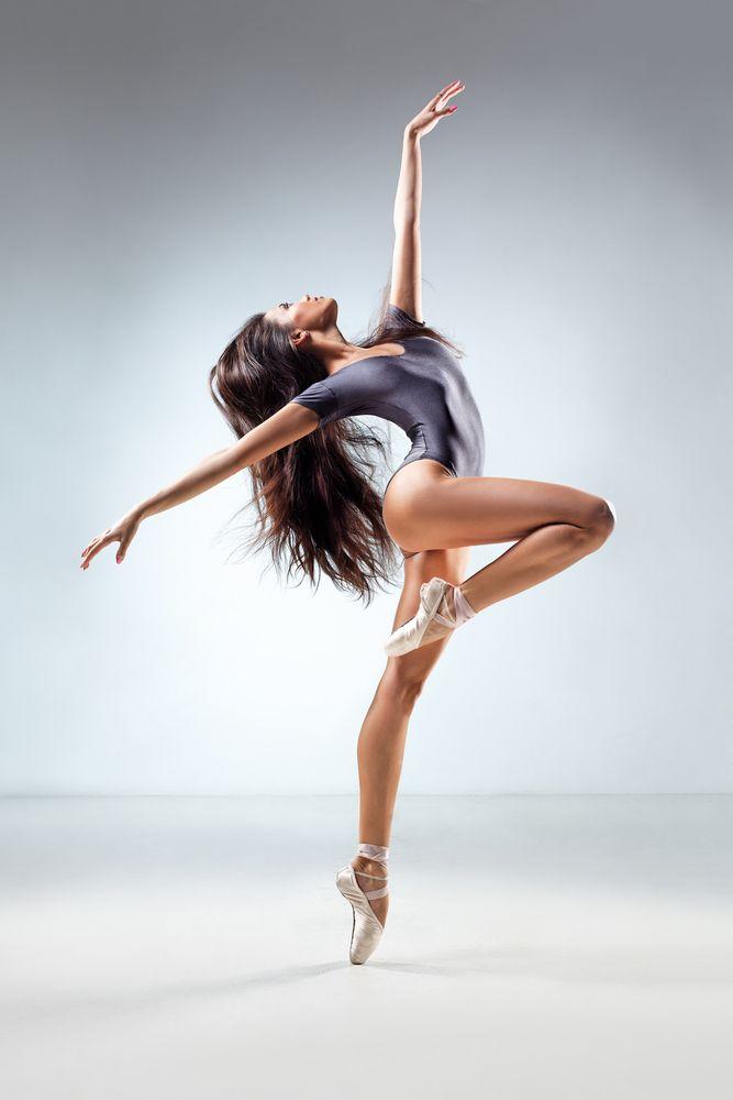 Academia de ballet en latex 10