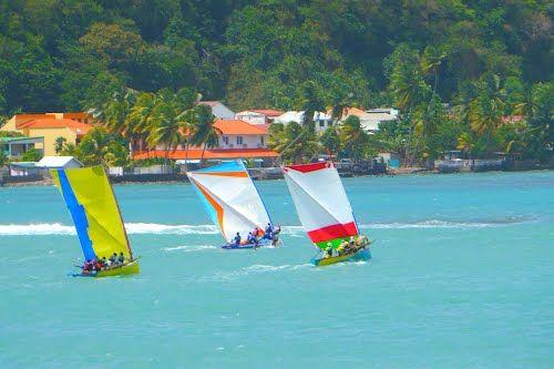 YOLES a La Trinité