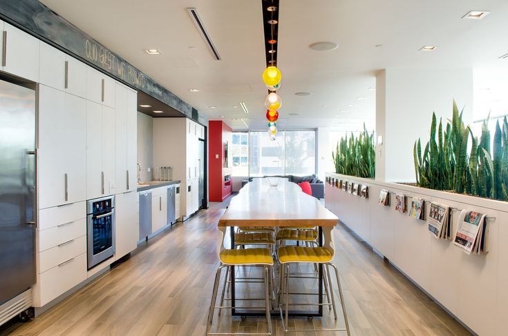54 best images about ssdg workplace hi tech on pinterest tech office designs and offices - Office kitchen design ...