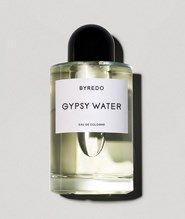 Gypsy Water Hair Perfume - Byredo Parfums TOP: BERGAMOT, LEMON, PEPPER, JUNIPER BERRIES HEART: INCENSE, PINE NEEDLES, ORRIS BASE: AMBER, VANILLA, SANDALWOOD