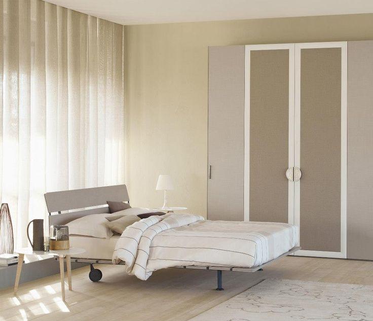 18 best Flou - Camere da letto images on Pinterest | Blur, 3/4 beds ...