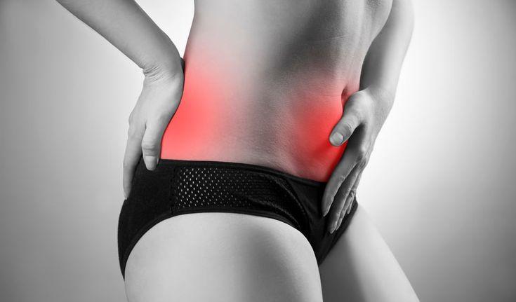 Varovné příznaky nádoru slinivky břišní jsou bolest břicha a zad