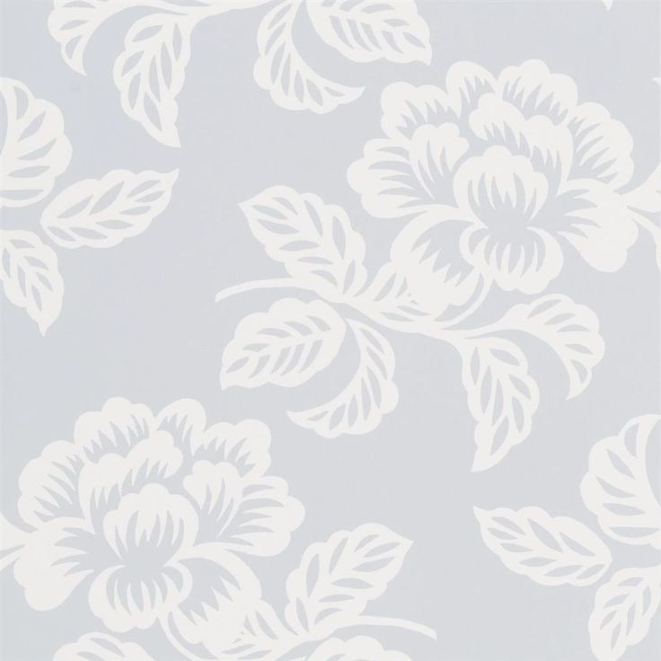 Berettino Sky Wallpaper | Designers Guild