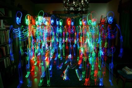 Helsinki, Finland artist Janne Parviainen #art #photography: Paintings Techniques, Artists, The Roads, Trav'Lin Lights, Skeletons Art, Art Photography, Jann Parviainen, Camera, Lights Paintings