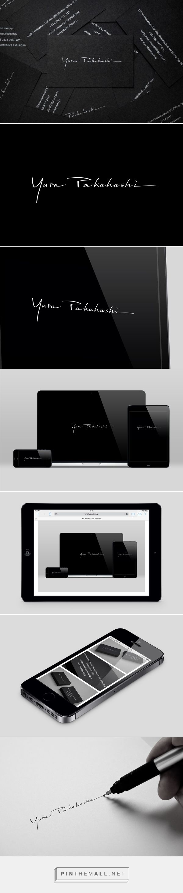 Self Branding by Yuta Takahashi