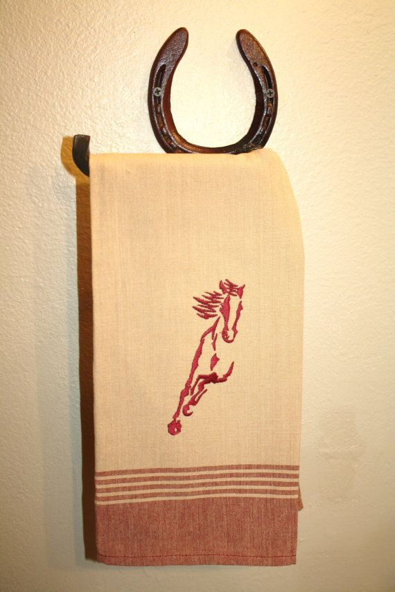 Running Horse Kitchen Towel Western Kitchen Decor By FARMDesigns, $10.00 On  Etsy.com