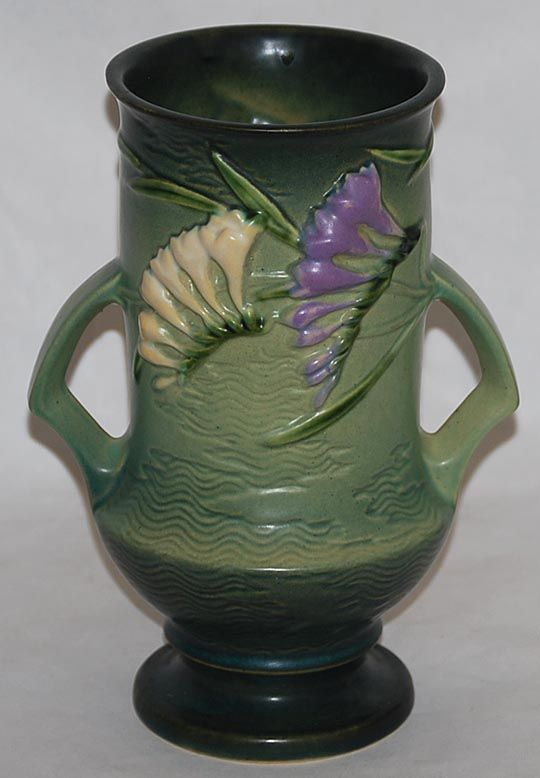 17 Best Images About Vintage Green Pottery On Pinterest