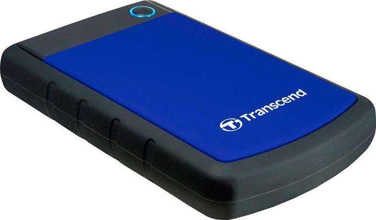Transcend StoreJet 25H3 2TB USB 3.0  | HDD Externo  - Compra siempre al mejor precio en todoparaelpc.es. Tenemos las mejores ofertas de internet