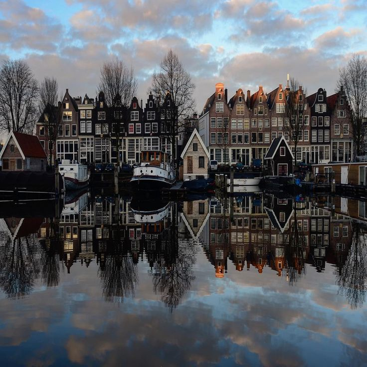 Amsterdam, Netherlands photo by towergallery