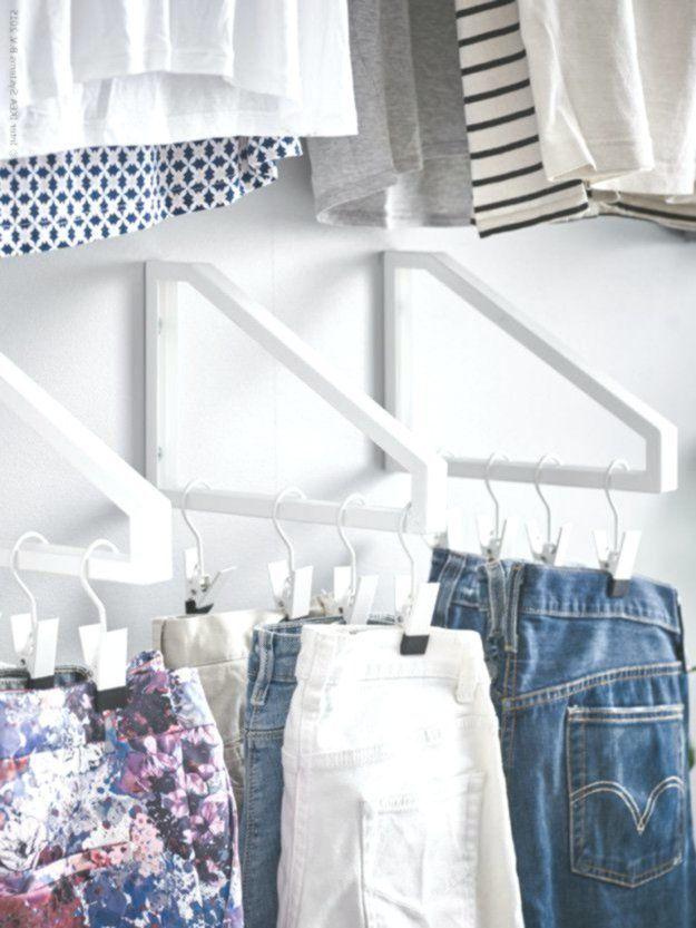 15 preiswerte Hacks die Dir mehr Platz im Kleiders…