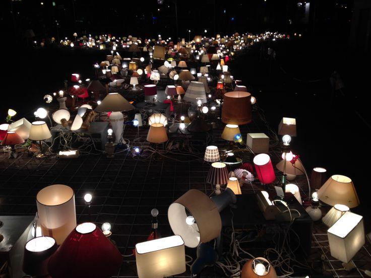 Amsterdam light festival'13