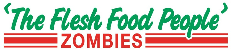 Zombies The Flesh Food People Funny Bumper Stickers, $4.50 (http://www.wholesaleprinters.com.au/zombies-the-flesh-food-people-funny-bumper-stickers)