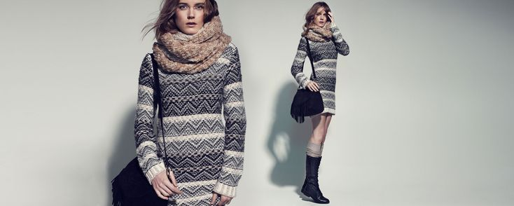 Stradivarius. SHOP ONLINE: Lookbook 2012, Stradivarius, Aktualnym Lookbooku, Winter Style, Stradivarius Lookbook, In 2012, Jesień 2012, Winter Dresses, Lookbook Stradivarius