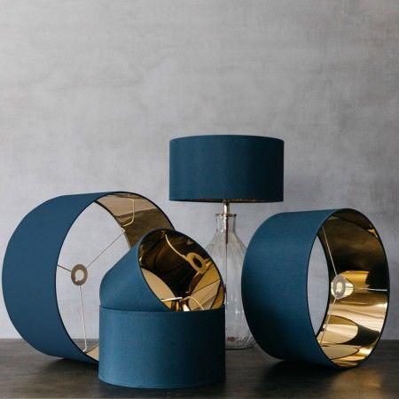 Best 25 Blue Lamps Ideas On Pinterest Blue Lamp Shade